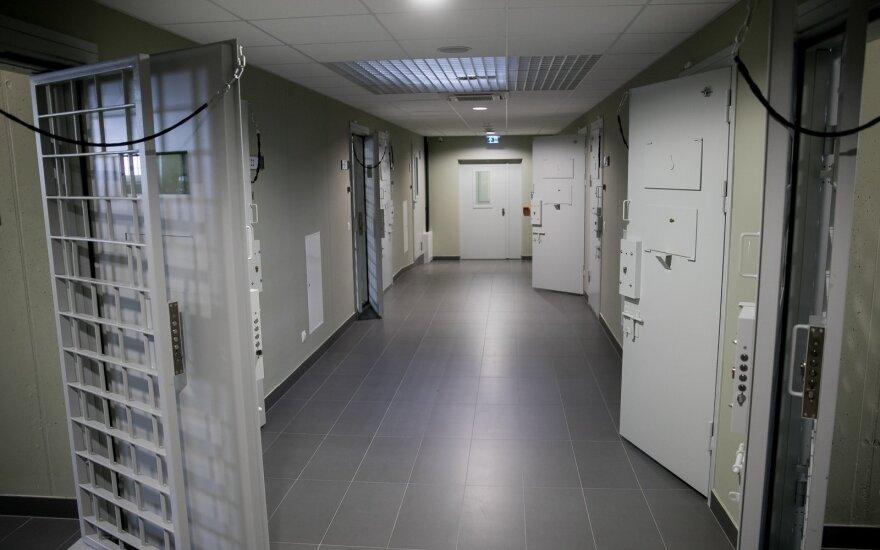 В Вильнюсе открыт новый изолятор временного содержания