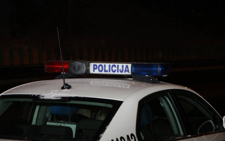 Ночью был насмерть сбит пешеход