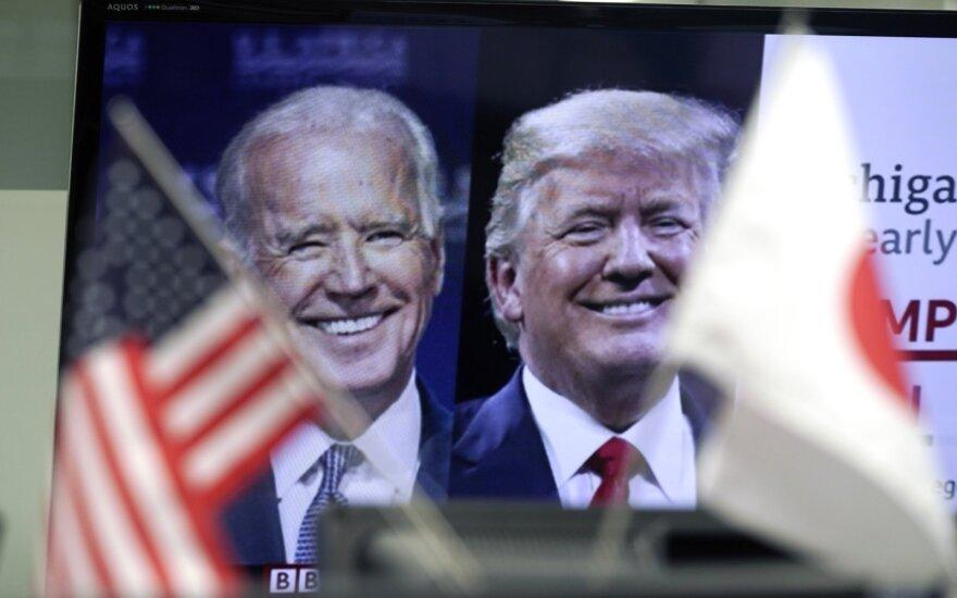 Подсчет голосов в США: Америка выбирает между Трампом и Байденом
