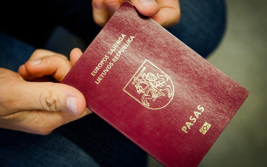 Правительство Литвы проведет информационную кампанию о референдуме по гражданству
