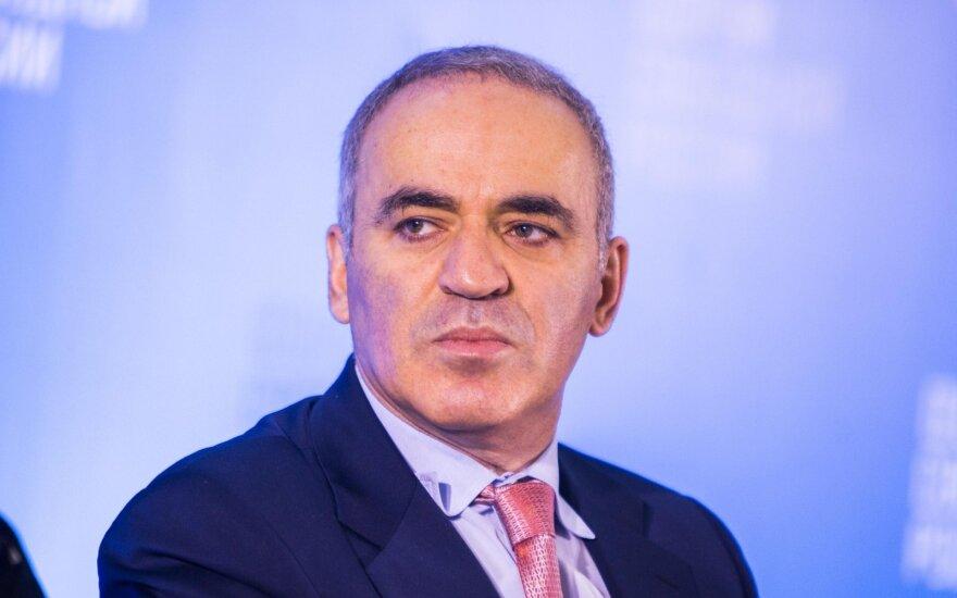 Каспаров: другой мишенью Путина может быть Беларусь