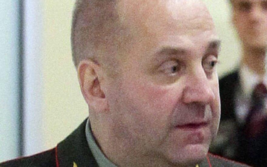 В Москве скоропостижно скончался начальник ГРУ Игорь Сергун