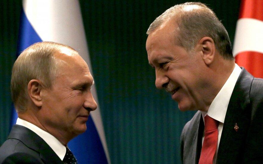 Эрдоган сообщил о планах приобрести российские ЗРК С-500