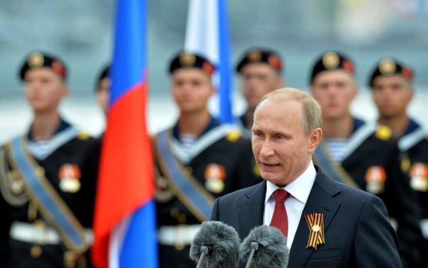 Путин объяснил, зачем Россия захватила Крым