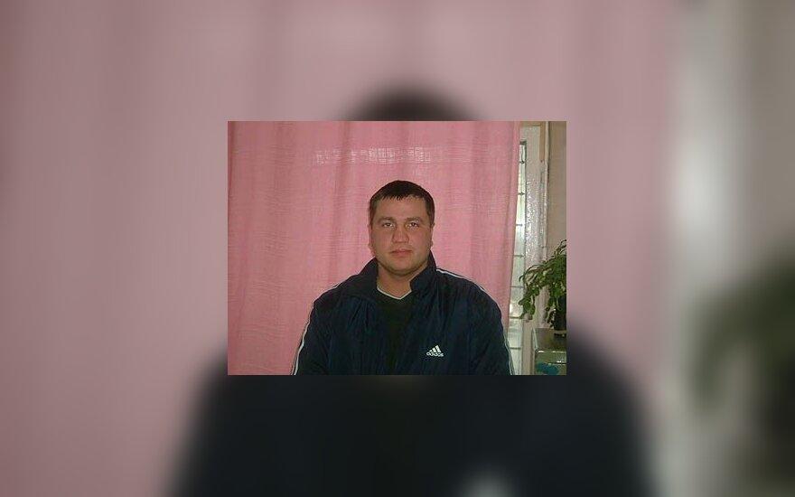 Jonas Dambrauskas. Nuotrauka daryta bent prieš kelerius metus (Vilniaus VPK nuotrauka)