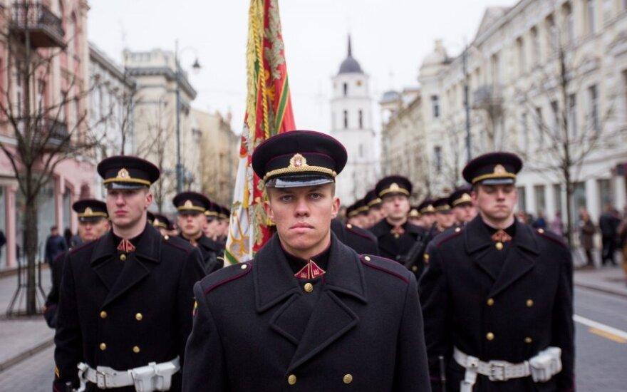 Правительство Литвы представляет Сейму обновленный закон о военном положении