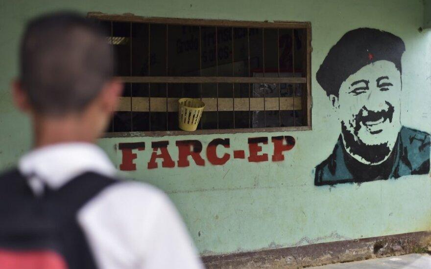 Власти Колумбии и группировка ФАРК достигли исторического соглашения