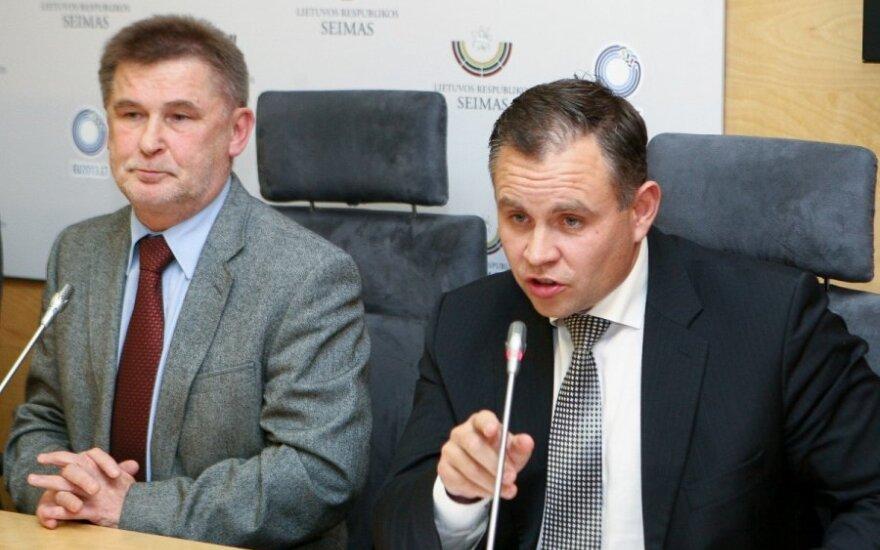 Петрошюс: мы всегда можем говорить о покушении на разглашение государственной тайны