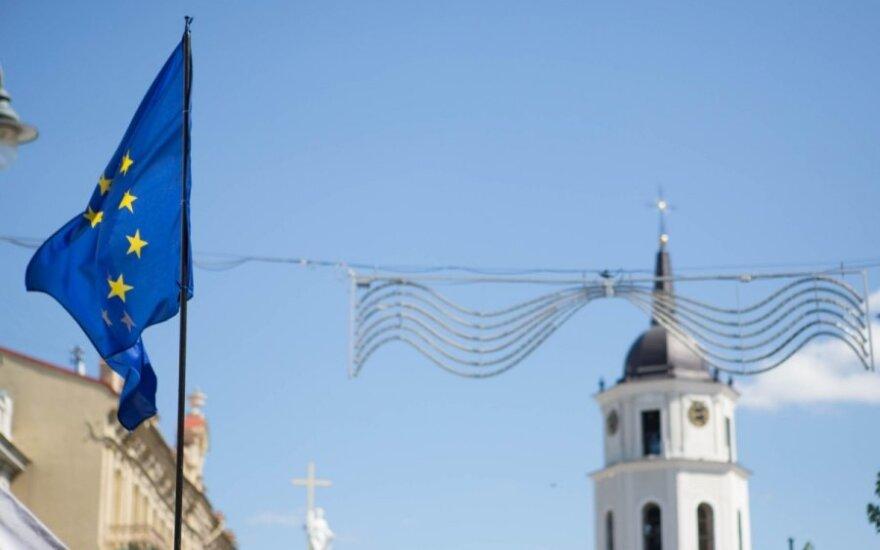 В Литве отмечается День Европы