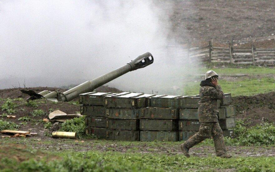 Азербайджан сообщил о гибели 16 солдат в Нагорном Карабахе