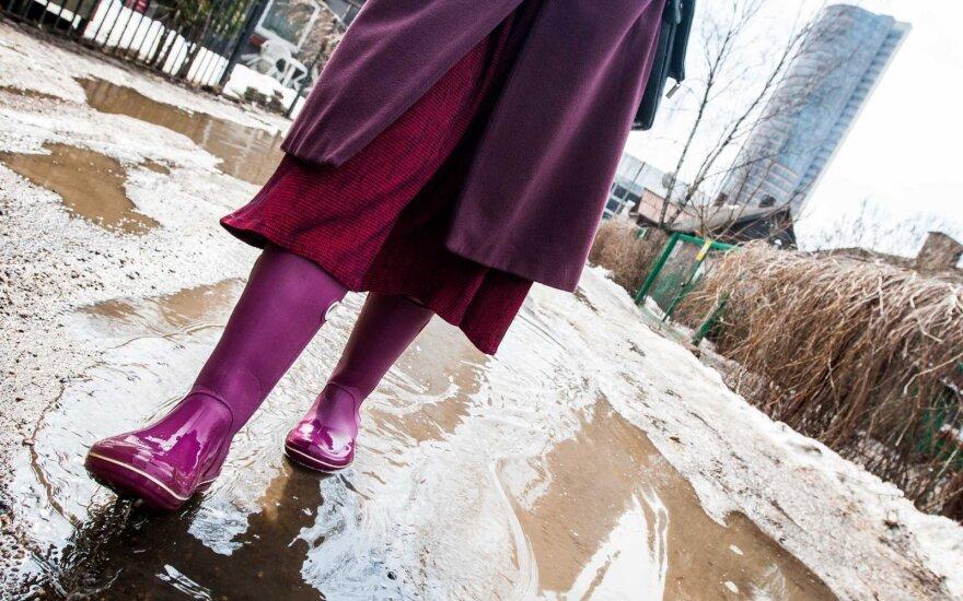 Погода: конец января принесет радикальные изменения