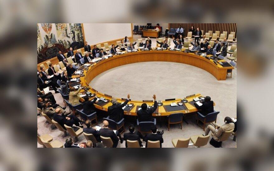 Литва воздержалась при голосовании по резолюции ООН, осуждающей Израиль