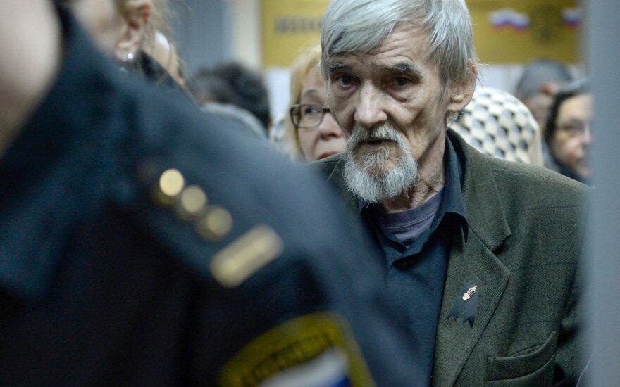 Историка Юрия Дмитриева снова задержали