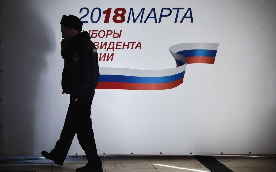 Наблюдатели фиксируют нарушения на выборах президента РФ