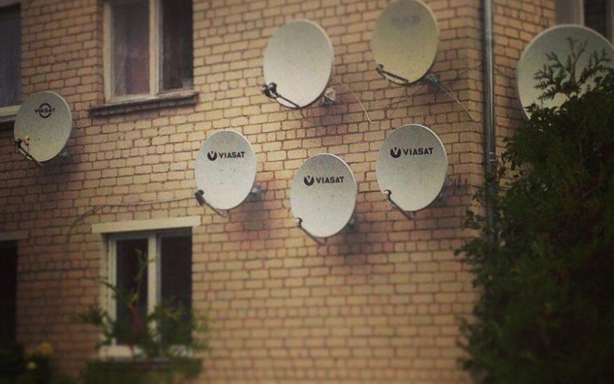 """Viasat также остановит ретрансляцию """"РТР-Планеты"""""""