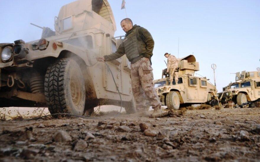 В Афганистане в двух нападениях убиты трое американцев и итальянец