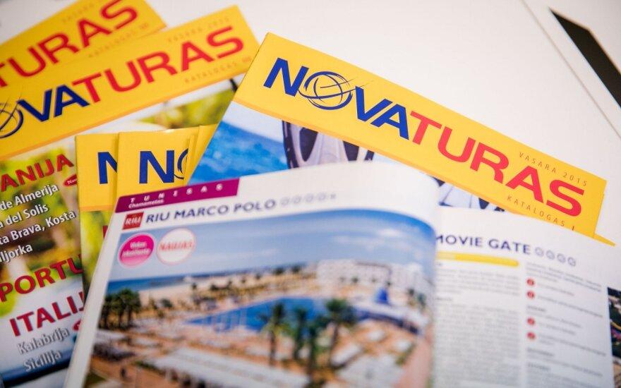 Прибыль туроператора Novaturas сократилась на 76%