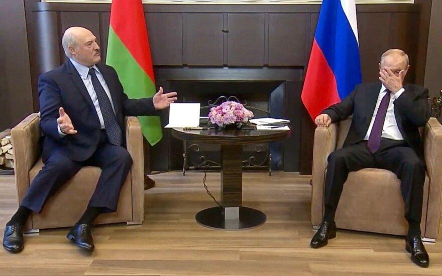 """""""Путин хочет ухода Лукашенко, но опасается, что его заменит кто-то прозападный"""""""