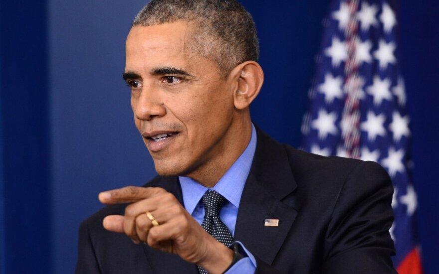 Барак Обама начинает визит на Кубу