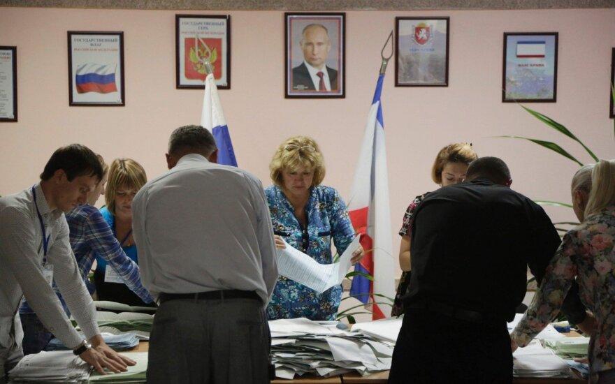 Российская оппозиция заплатила за свечи и поиграла в выборы