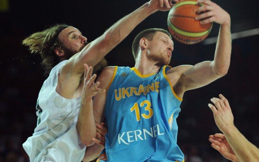 ЧМ по баскетболу: украинцы уступили сборной Новой Зеландии