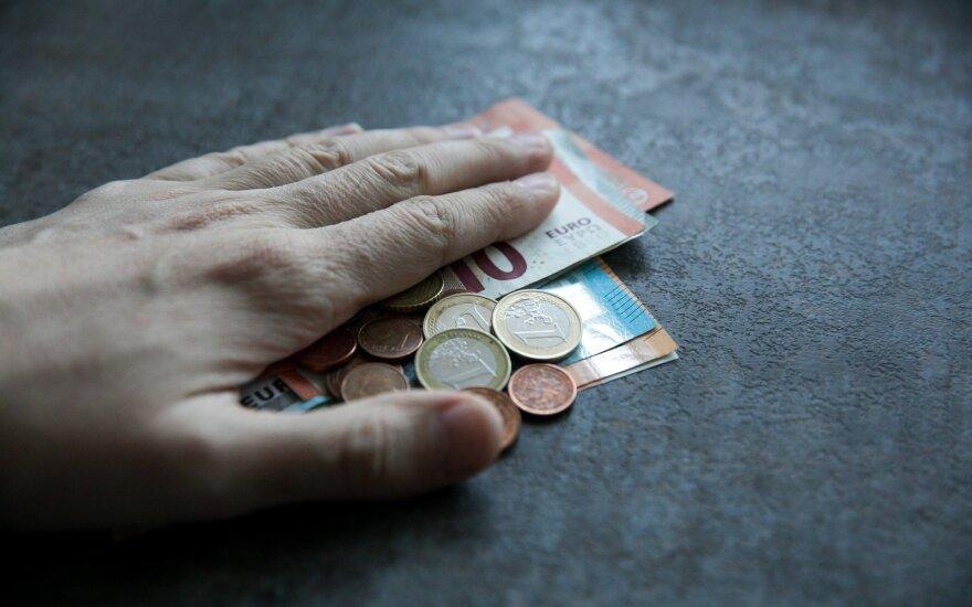 Глава Центробанка Литвы о пенсионном накоплении: это бомба в будущем