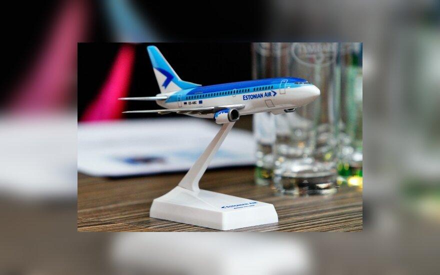 Estonian Air может остаться без самолетов