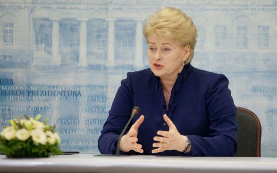 Президент: в первый раз Венцкене увольнять не было причины