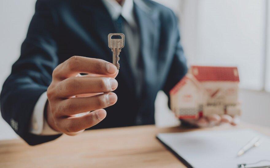 Реестровый центр: объектов недвижимости в этом году продано на 7% больше