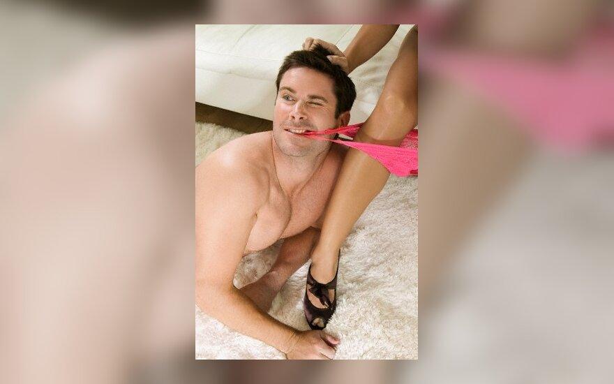 Причины появления необычных сексуальных фантазий
