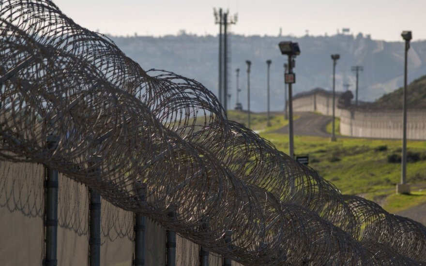 В Мексике, рядом с американской границей, убили журналиста