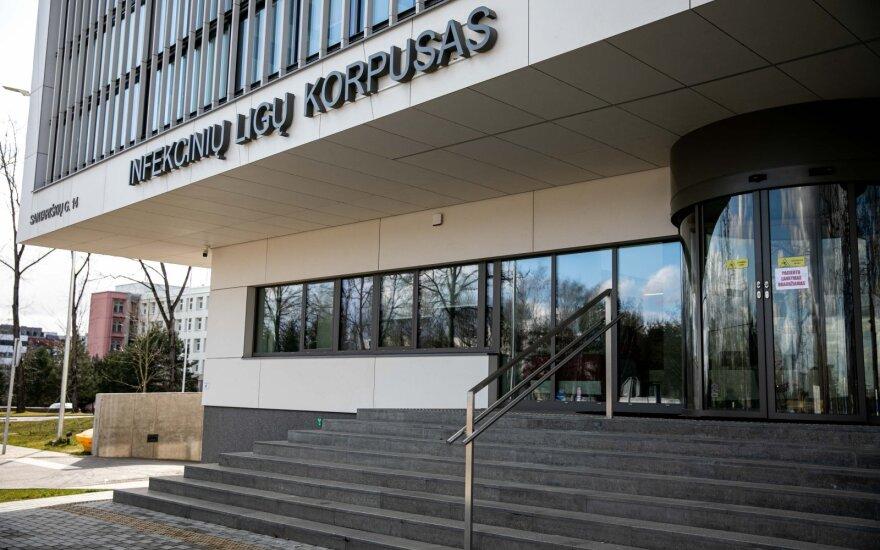 В Литве - 8 смерть от коронавируса