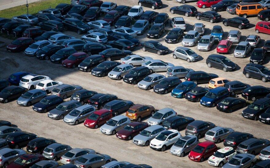 Каким в Литве будет налог на автомобили