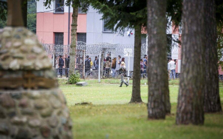 В Литву из Италии переселены два беженца с судна Sea Watch