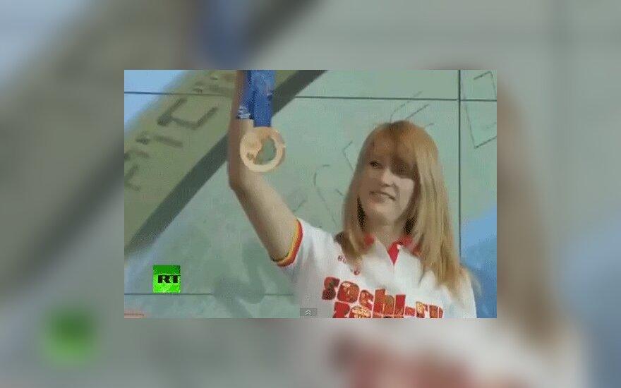 Организаторы Игр в Сочи показали олимпийские медали