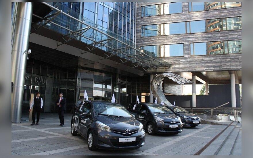 Vilniuje – pasaulio bei Lietuvos metų automobilių paroda