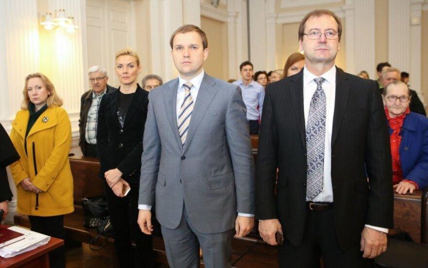 Суд вернулся к делу Успасских