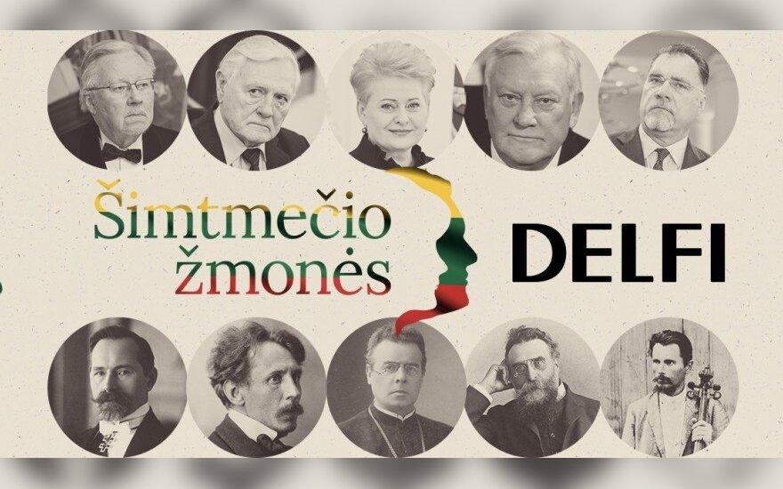 """""""Люди столетия"""": выбраны те, кто имел самое большое значение для Литвы"""