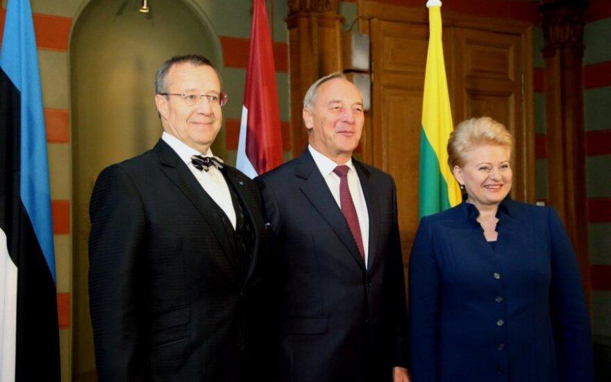 Американофил, противница России и неопределившийся. Как президенты стран Балтии провели 2014-й год