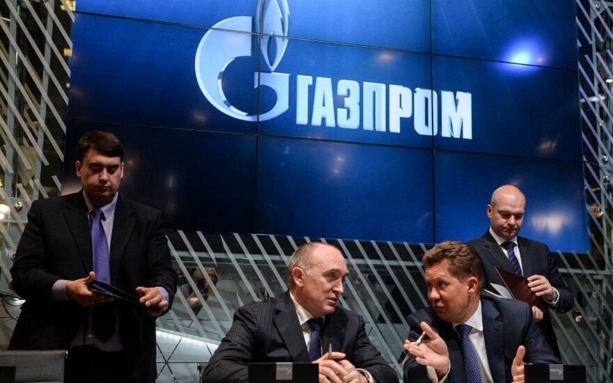 """""""Газпром"""" объявил о немедленном расторжении всех газовых контрактов с Украиной"""
