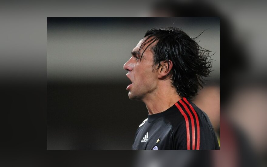 """Alessandro Nesta """"AC Milan"""""""