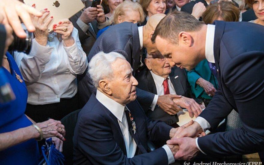Andrzej Duda podziękował Polonii w USA za dbanie o dobre imię Polski