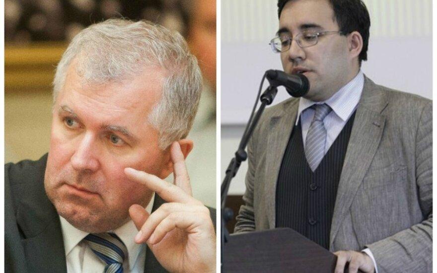 Историк: Дюков хочет пропагандой обелить советские преступления