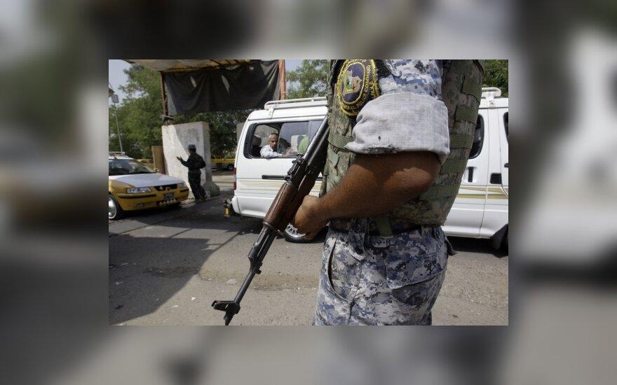 """В Ираке задержан новый главарь """"Аль-Каиды"""" в Багдаде и его сообщники"""