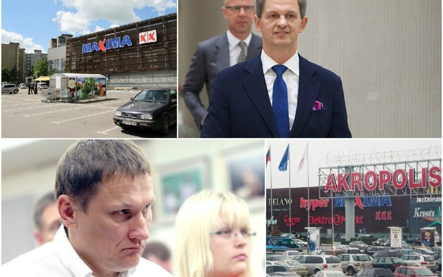 Налоговики в Литве опрашивают акционеров VP grupe