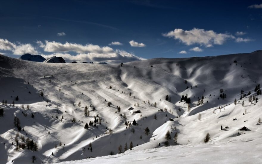 Сход лавины во Французских Альпах: погибли шесть человек