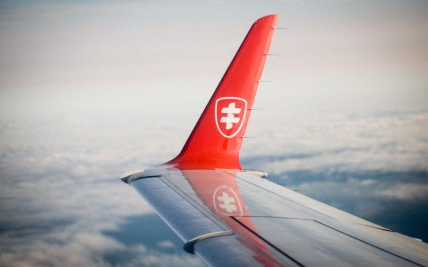 Air Lituanica будет сотрудничать с Air France и KLM