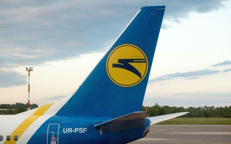 Из-за молний следовавший в Вильнюс самолет приземлился в Минске