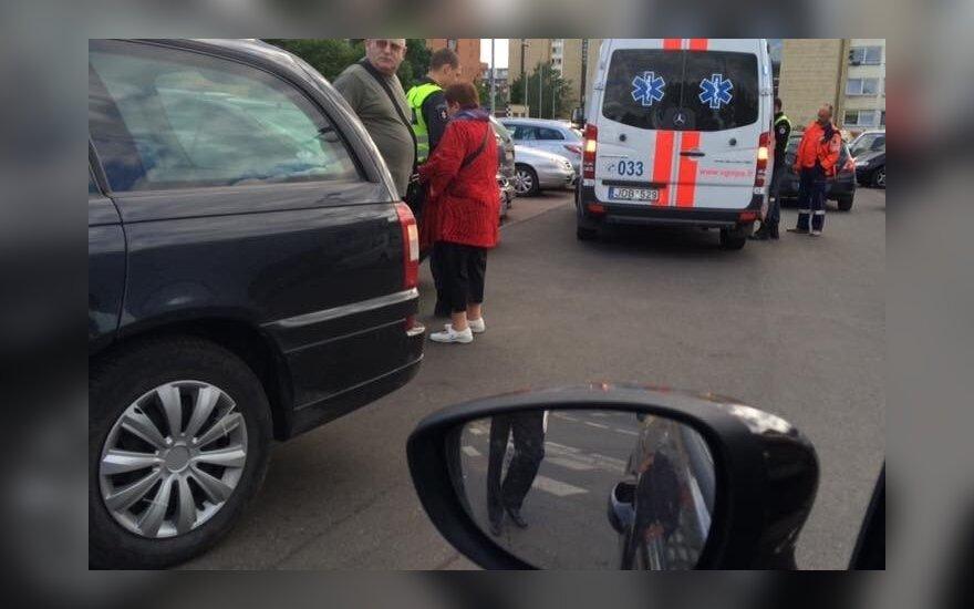 Возле Lidl пострадал работник охраны