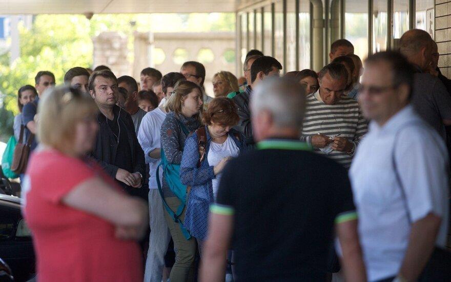 Россиянин о работе Управления миграции: очереди – как в советское время за мясом